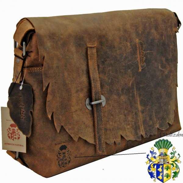 Shoulder bag SUREHAND of Western-leather | BARON of MALTZAHN